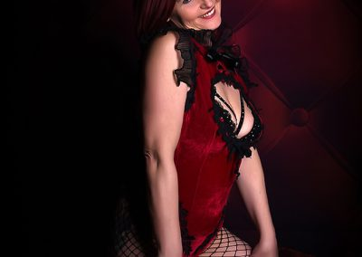 boudoir burlesque lingerie Gent