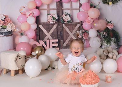 boho fotoshoot CakeSmash