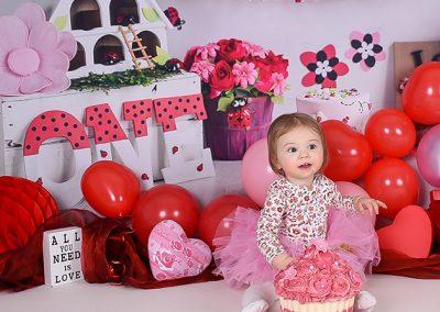 Smash Cake Valentijn